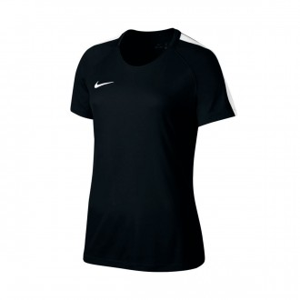 Camisola  Nike Dry Academy Top Mujer Black-White