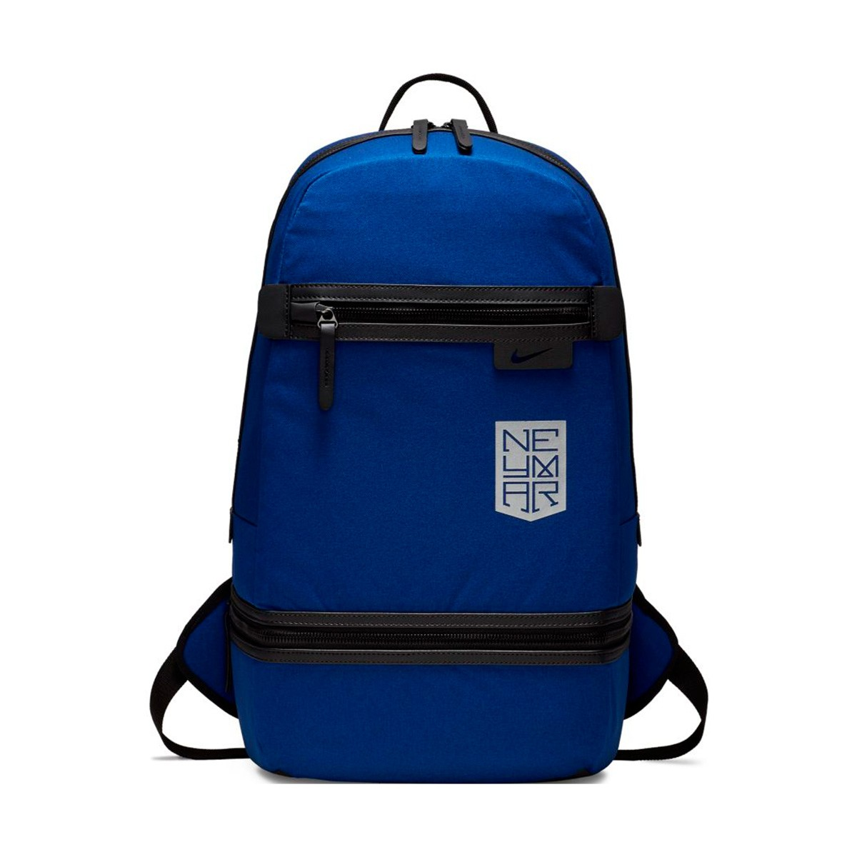Mochila Nike Black Blue Soccer Neymar Leaked Deep Silver Royal Football Metallic rrwxAdqU