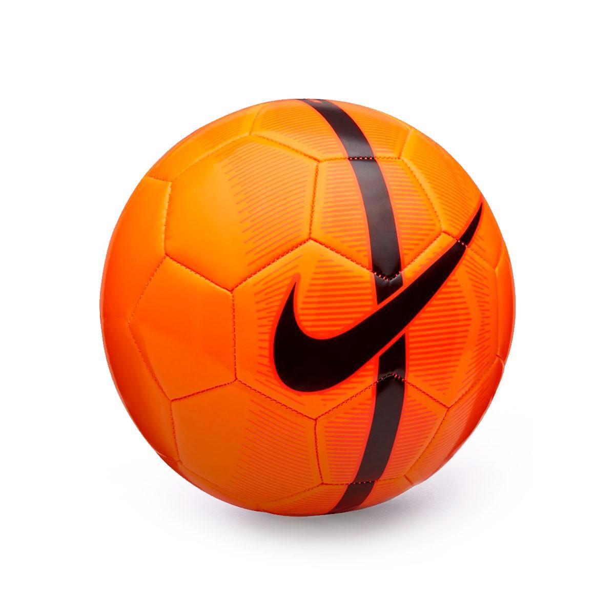 987c8aaa34a67 Ball Nike Mercurial Fade Total orange-Hyper crimson-Black - Tienda ...
