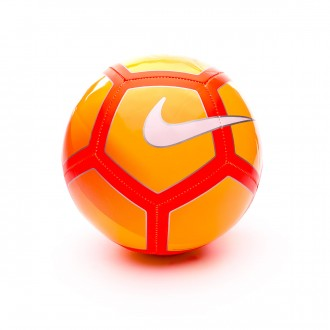 Balón  Nike Premier League Pitch Football Atomic mango-Total orange-Red-White