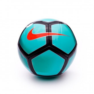 Balón  Nike La Liga Pitch Football Clear jade-Black-Total orange