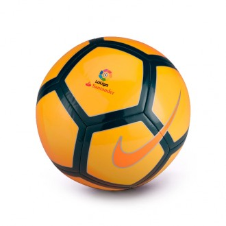 Balón  Nike La Liga Pitch Football Atomic mango-Total orange