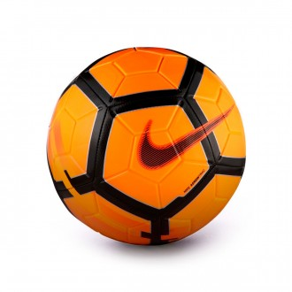 Balón  Nike Strike Football Total Orange-Hyper crimson-Black