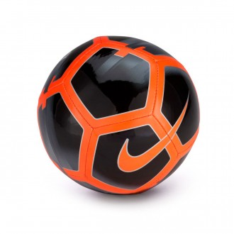 Balón  Nike Mini Skills Football Black-Dark grey-Total Orange