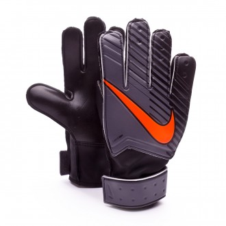 Guante  Nike Match Niño Dark grey-Black-Total orange