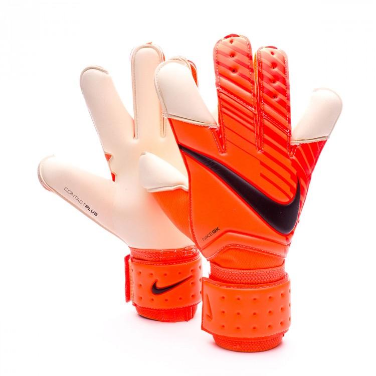 Glove Nike Vapor Grip 3 Total orange-Hyper crimson-White-Black ... fac2bdefd