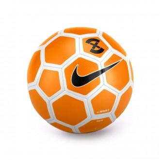 Bola de Futebol  Nike MenorX Football Orange-White-Black