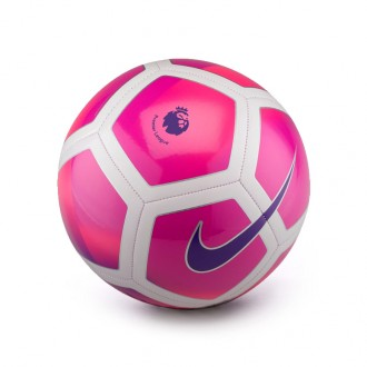 Balón  Nike Premier League Pitch Football Hyper violet-Purple-White-Purple