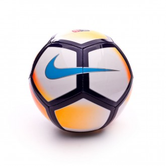 Balón  Nike FA Cup Pitch Football White-Bright mango-Chlorine blue