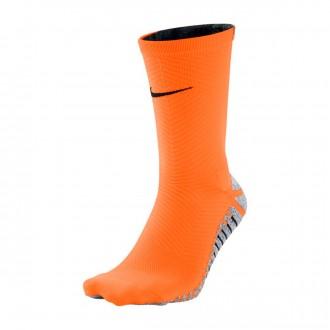 Meias  Nike Grip Strike Light Crew Total orange-Black