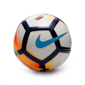 Bola de Futebol  Nike Mini FA Cup Skills Football White-Bright mango-Chlorine blue