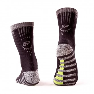 Calcetines  SP Fútbol Grip Negro