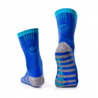 Socks  SP Grip Blue
