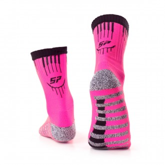Calcetines  SP Fútbol Grip Rosa