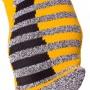 Calcetines Grip Amarillo