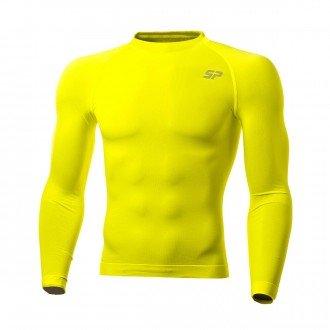 Jersey Thermal Double Density Amarillo Flúor