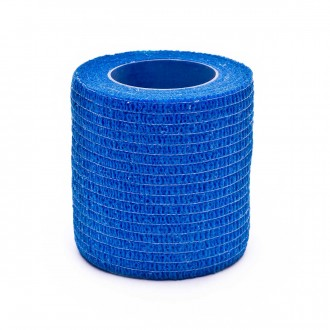 Tape  SP sujeta espinilleras 5cmX4,6m Azul royal