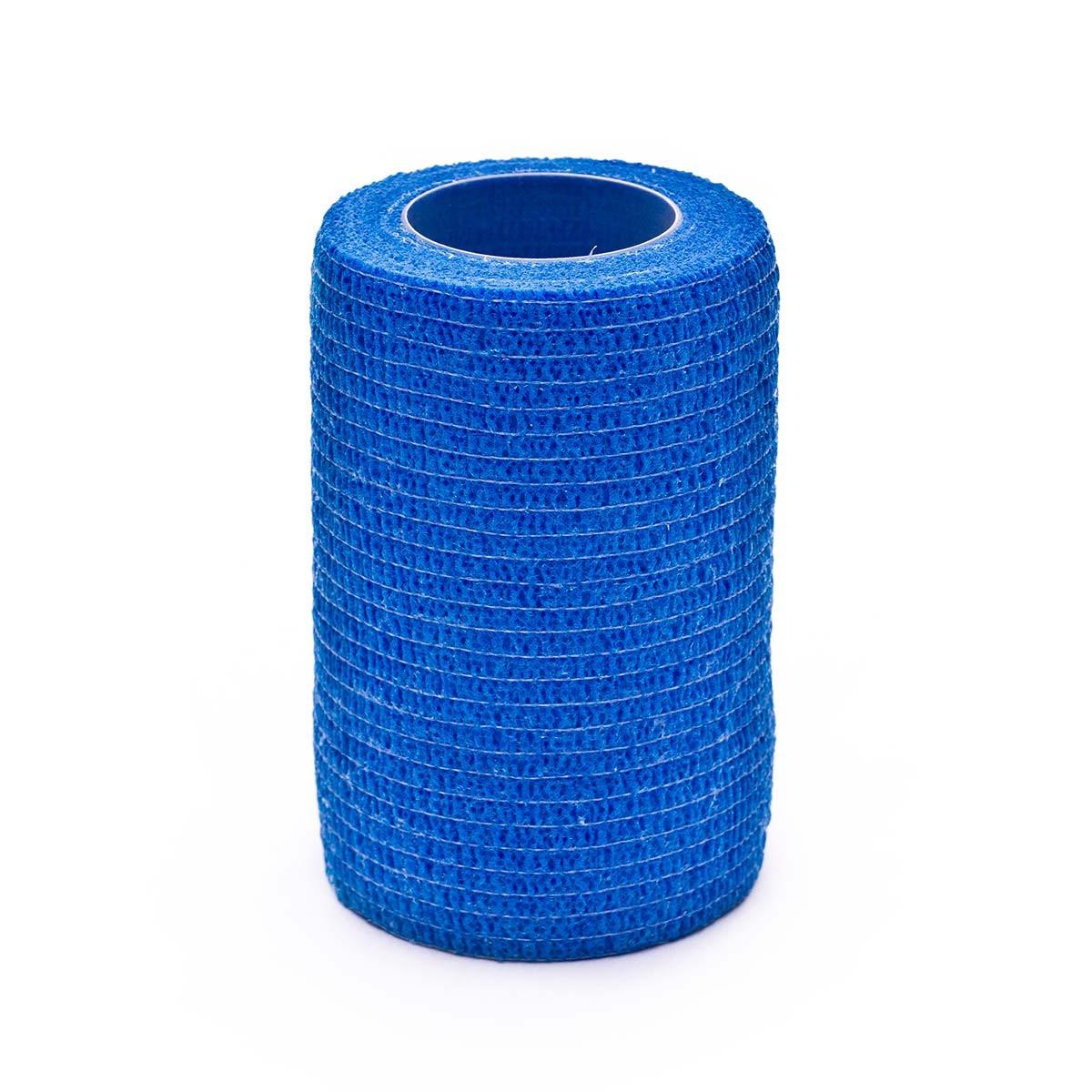 limpiar vestir leninismo  Tape SP Fútbol sujeta espinilleras 7,5cmX4,6m Azul royal - Tienda de fútbol  Fútbol Emotion