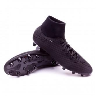 Bota  Nike Hypervenom Phelon III DF AG-Pro Black