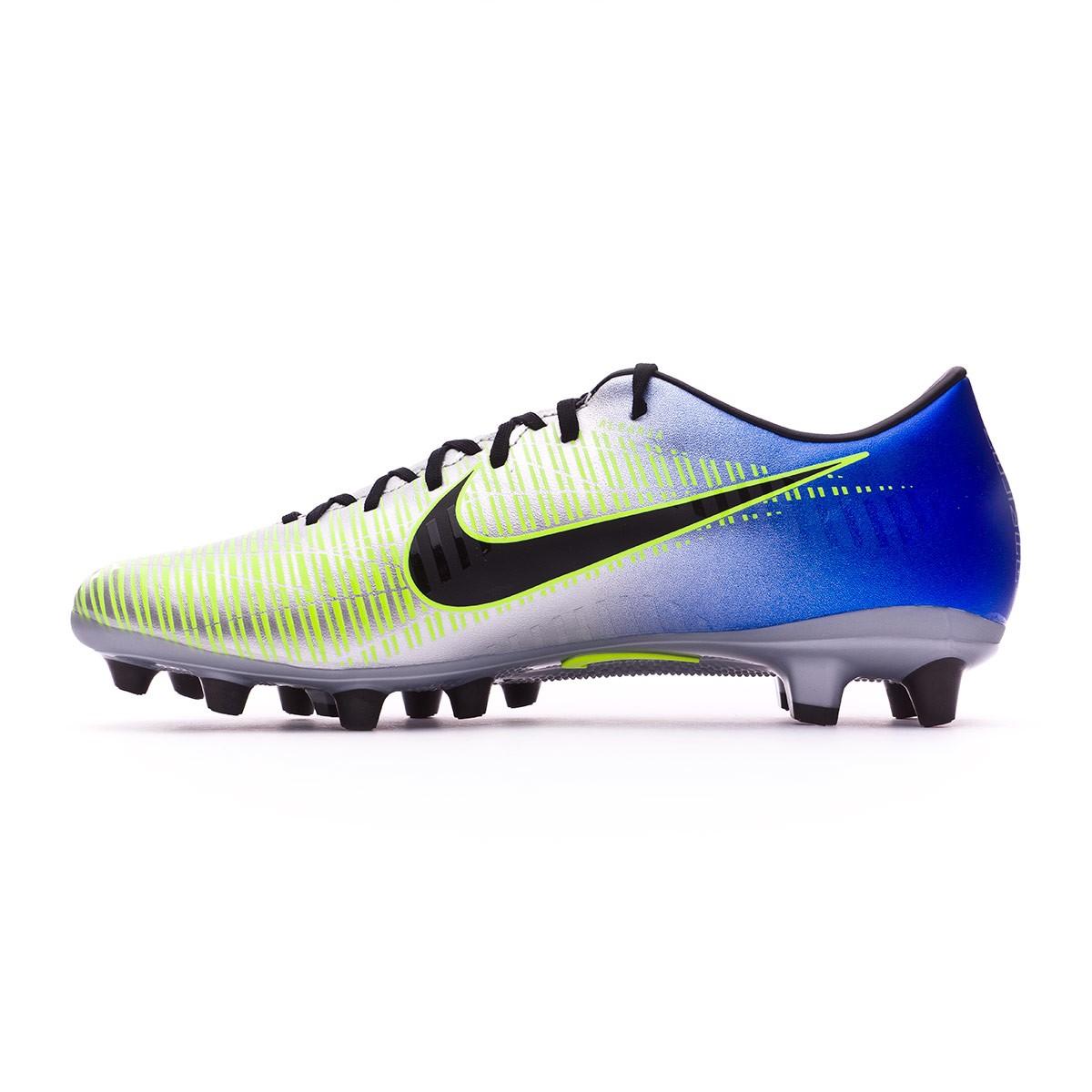 Zapatos de fútbol Nike Mercurial Victory VI AG Neymar Racer blue ... 1ce1740b9d