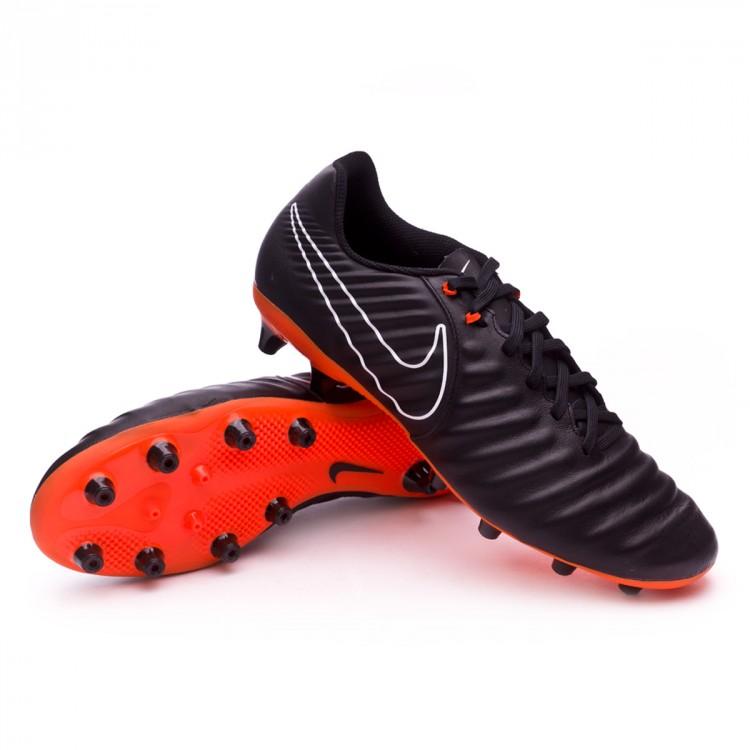 14e81a7e Bota de fútbol Nike Tiempo Legend VII Academy AG-Pro Black-Total ...