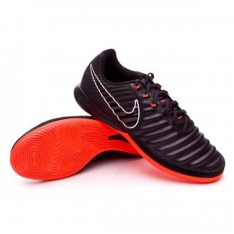 Zapatilla  Nike Tiempo Lunar LegendX VII Pro IC Black-Total orange