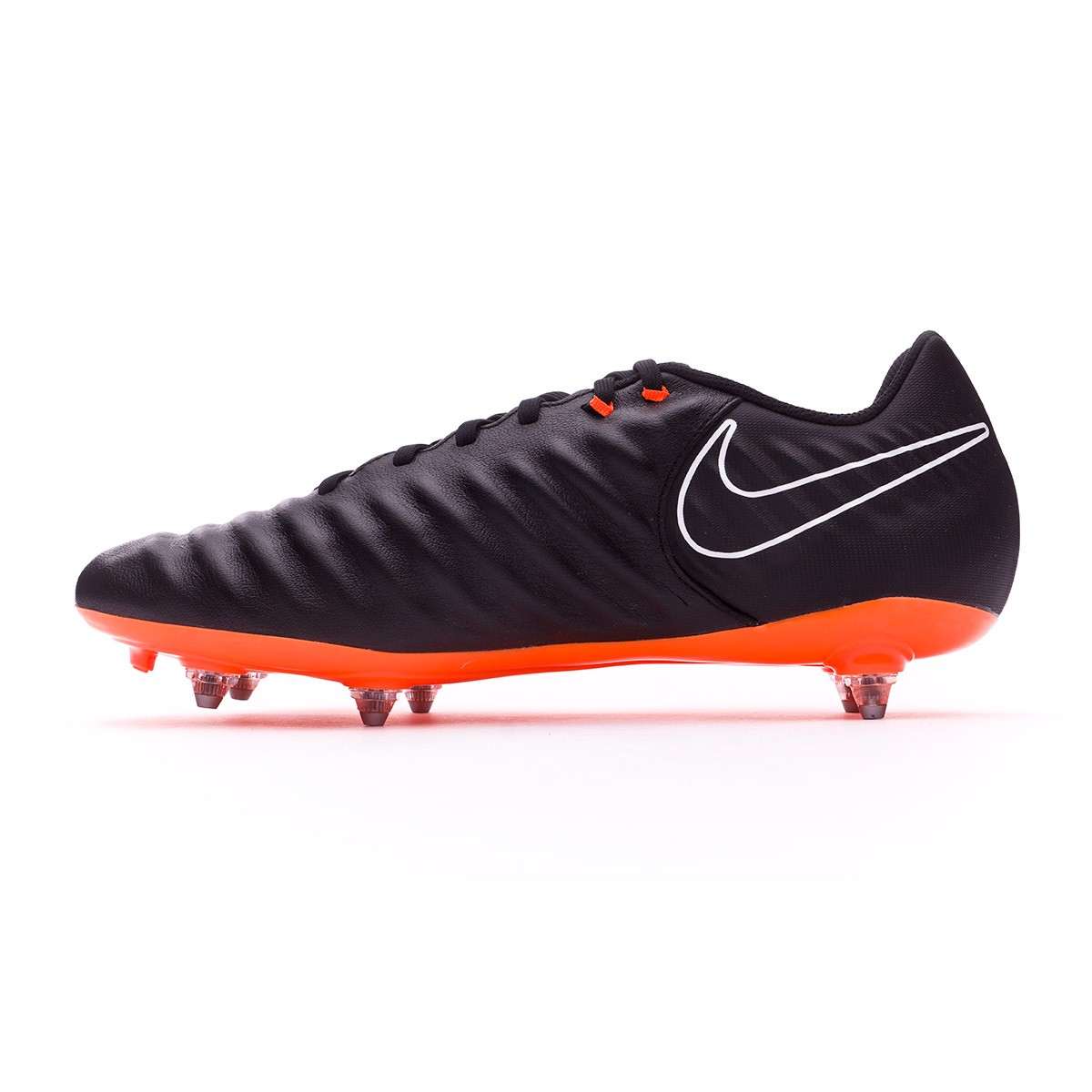 c5424941dc Chuteira Nike Tiempo Legend VII Academy SG Black-Total orange-White - Loja  de futebol Fútbol Emotion