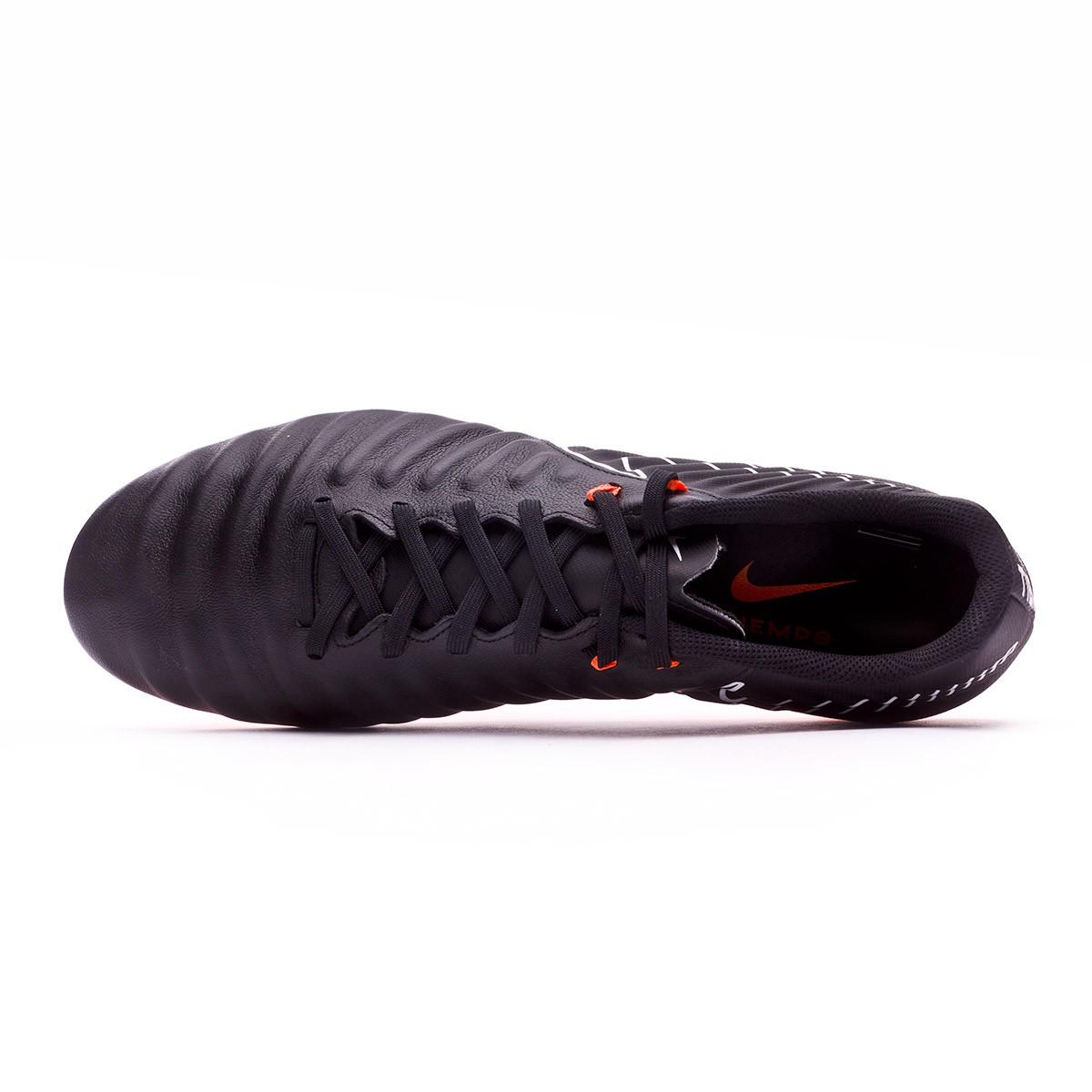 a6117b2c92b48 Zapatos de fútbol Nike Tiempo Legend VII Academy SG Black-Total  orange-White - Tienda de fútbol Fútbol Emotion