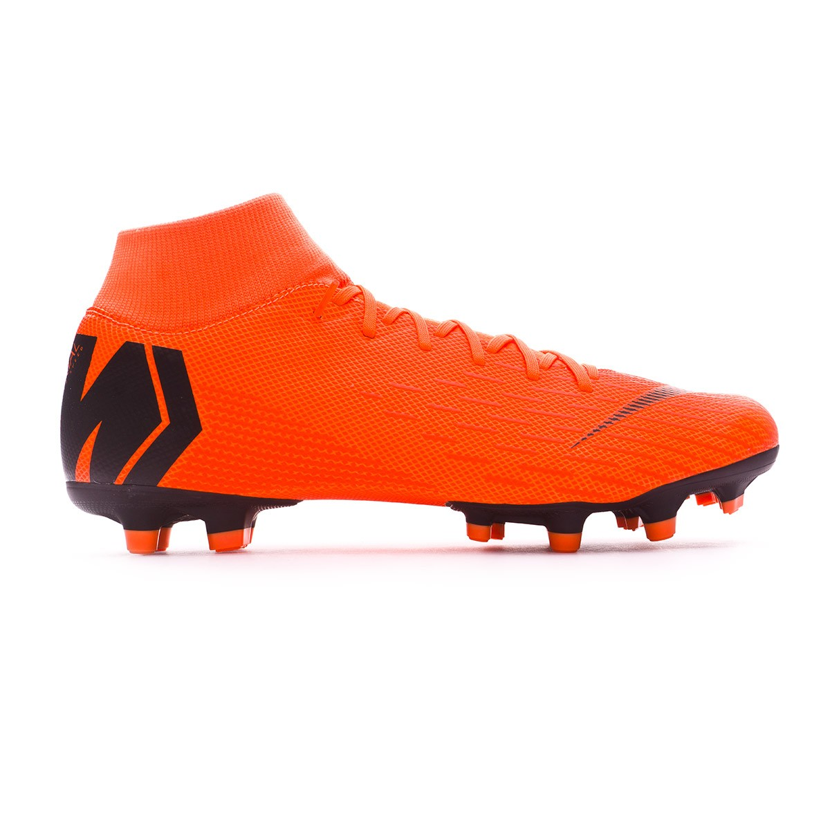 Boot Nike Mercurial Superfly VI Academy MG Total orange-Black-Total  orange-Volt - Leaked soccer 471185bbc8d2f