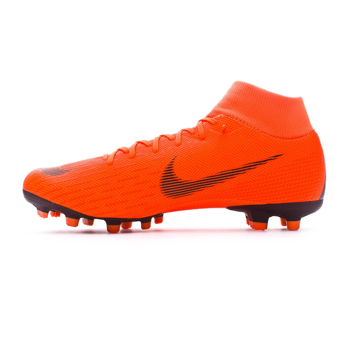 new concept e58f8 9c12f Bota de fútbol Nike Mercurial Superfly VI Academy MG Total  orange-Black-Total orange-Volt - Tienda de fútbol Fútbol Emotion