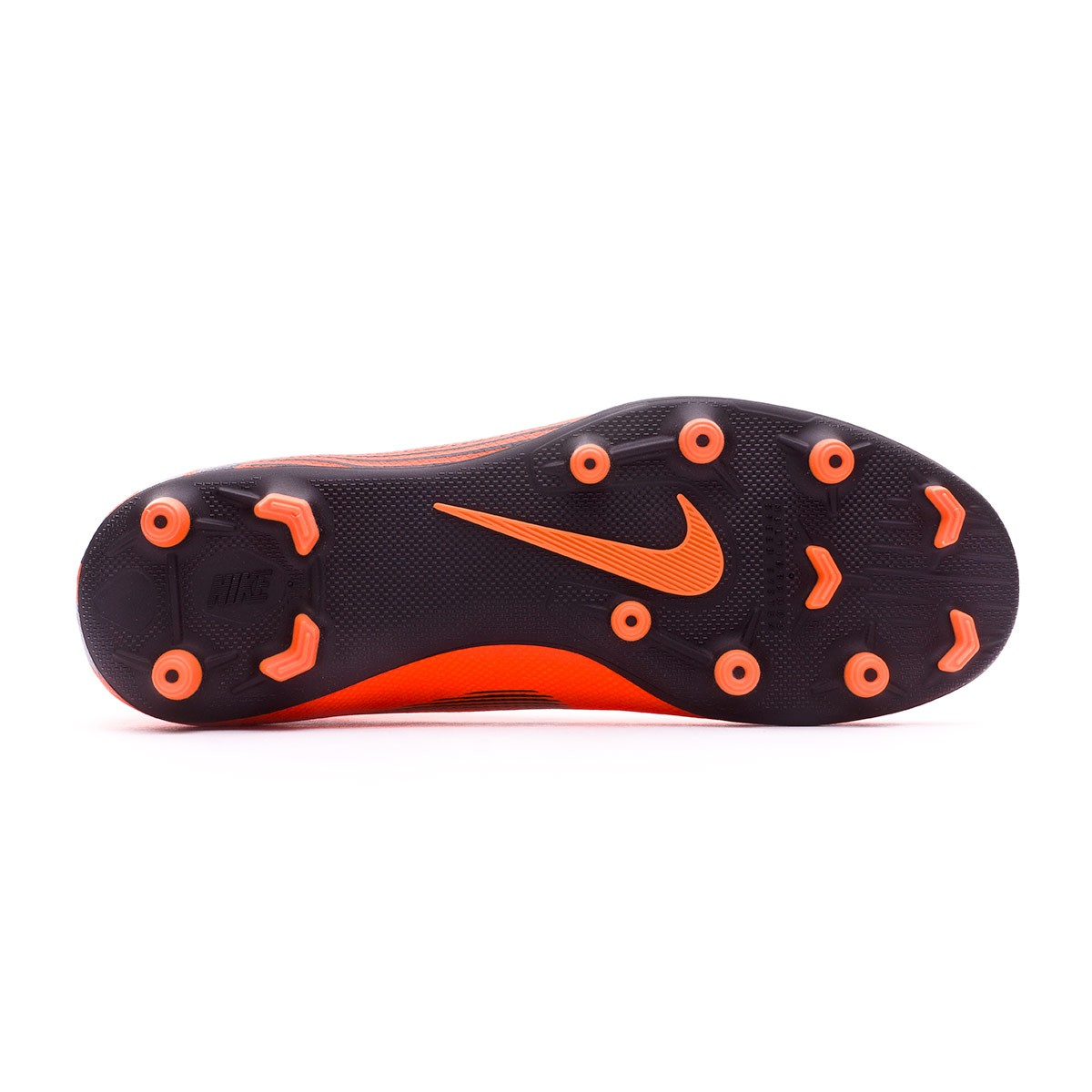 fb61a5b0e0f7 Bota de fútbol Nike Mercurial Superfly VI Club MG Total orange-Black-Volt -  Tienda de fútbol Fútbol Emotion