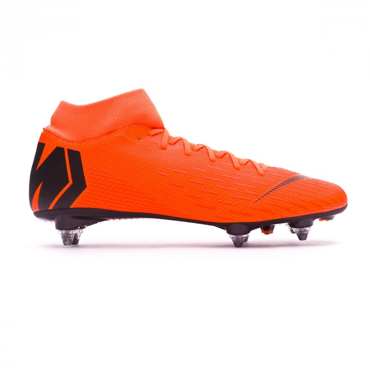 06a9e8010 Football Boots Nike Mercurial Superfly VI Academy SG-Pro Total ...