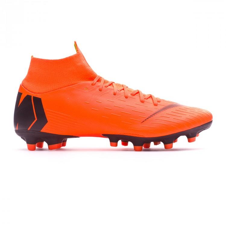 b77c5d578bba1 Football Boots Nike Mercurial Superfly VI Pro AG-Pro Total orange ...
