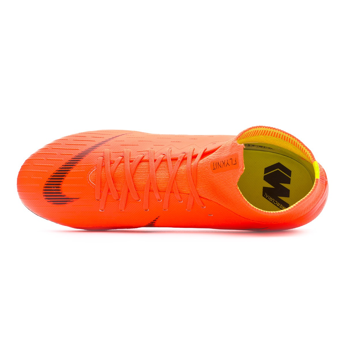 eed9a37e0 Scarpe Nike Mercurial Superfly VI Pro AG-Pro Total orange-Black-Volt -  Negozio di calcio Fútbol Emotion