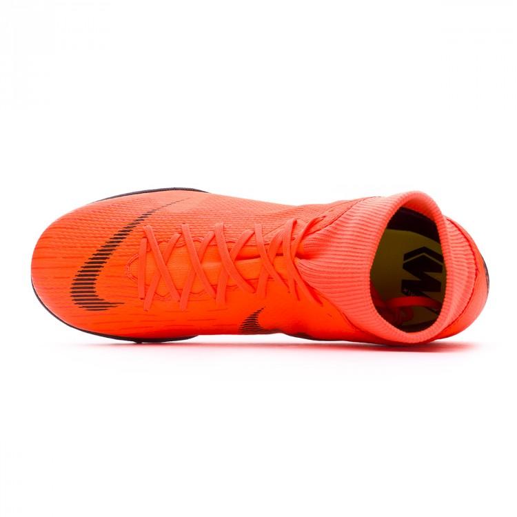 f69964fdf04 Football Boot Nike Mercurial SuperflyX VI Academy Turf Total orange ...