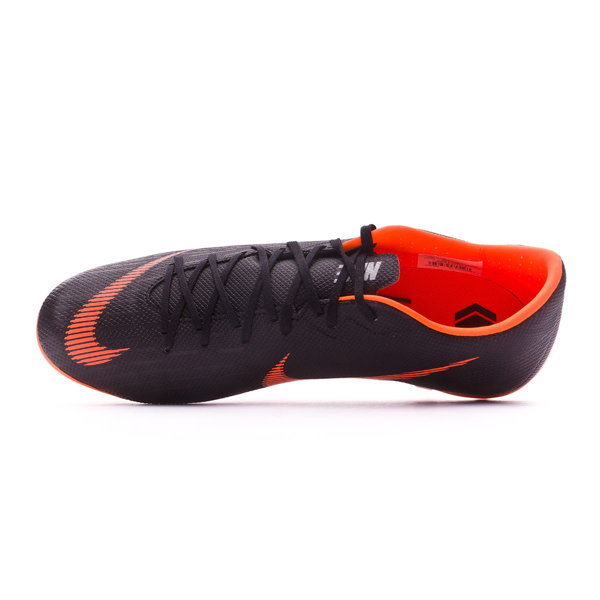 ... Vapor XII Academy MG Black-Total orange-White. CATEGORY. Football Boots  · Nike