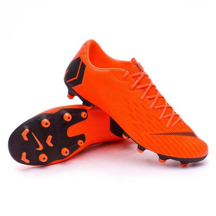 Boot Nike Mercurial Vapor XII Academy MG Total orange-Black-Volt ... a6b639f96169