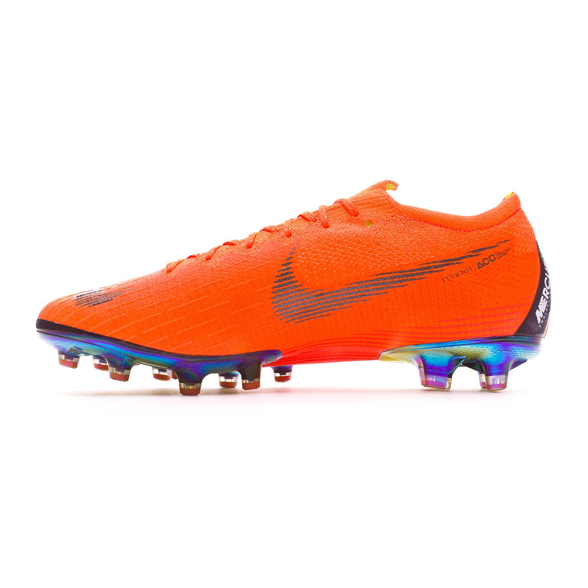 4b1faa855b7a Football Boots Nike Mercurial Vapor XII Elite AG-Pro Total  orange-Black-Volt - Tienda de fútbol Fútbol Emotion