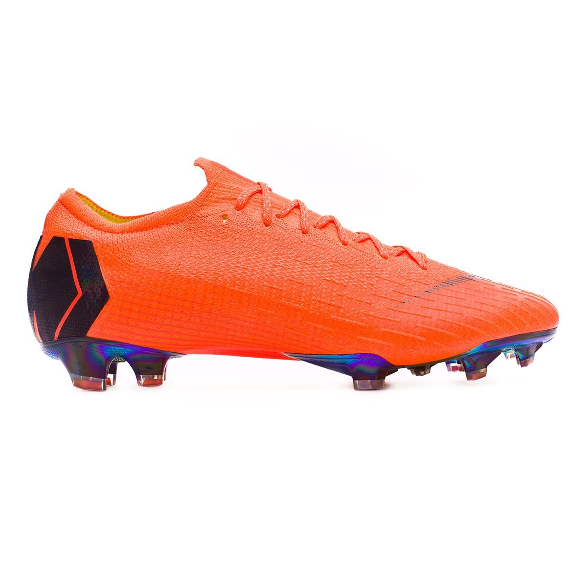 905a5bcb02 Bota de fútbol Nike Mercurial Vapor XII Elite FG Total orange-Black-Volt -  Tienda de fútbol Fútbol Emotion