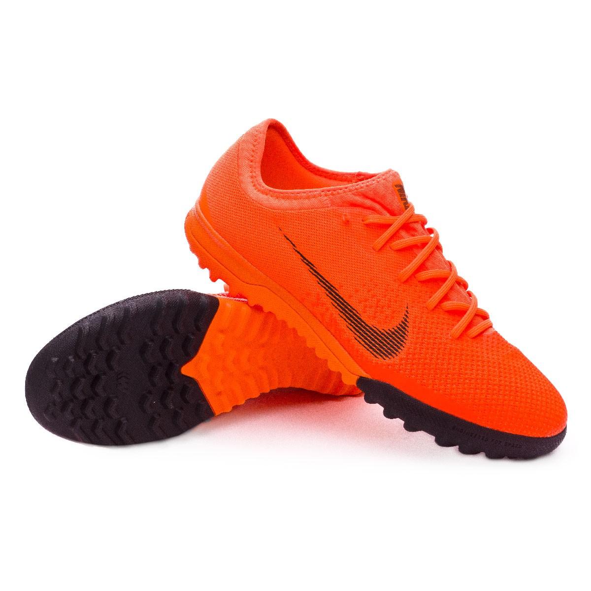 new product 2712f ab97f ... best price football boot nike mercurial vaporx xii pro turf total  orange black 04926 28d1d