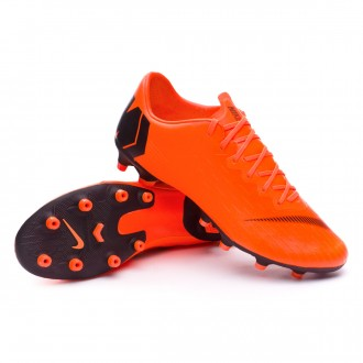 Chuteira  Nike Mercurial Vapor XII Pro AG-Pro Total orange-Black-Volt