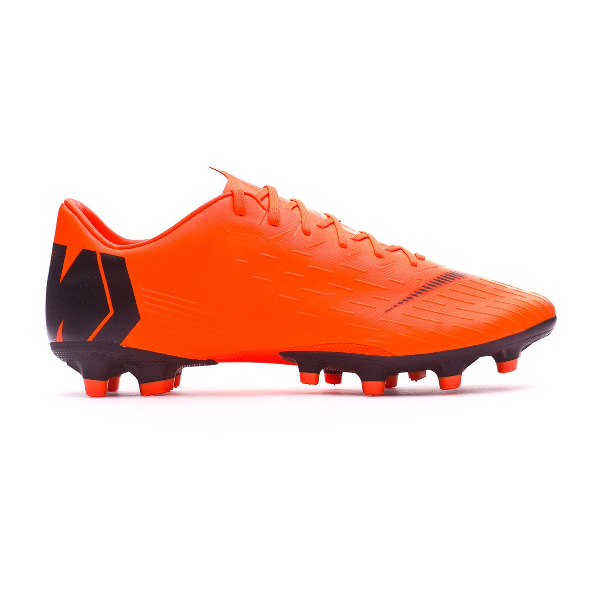 383c217798b6 Football Boots Nike Mercurial Vapor XII Pro AG-Pro Total orange-Black-Volt  - Football store Fútbol Emotion