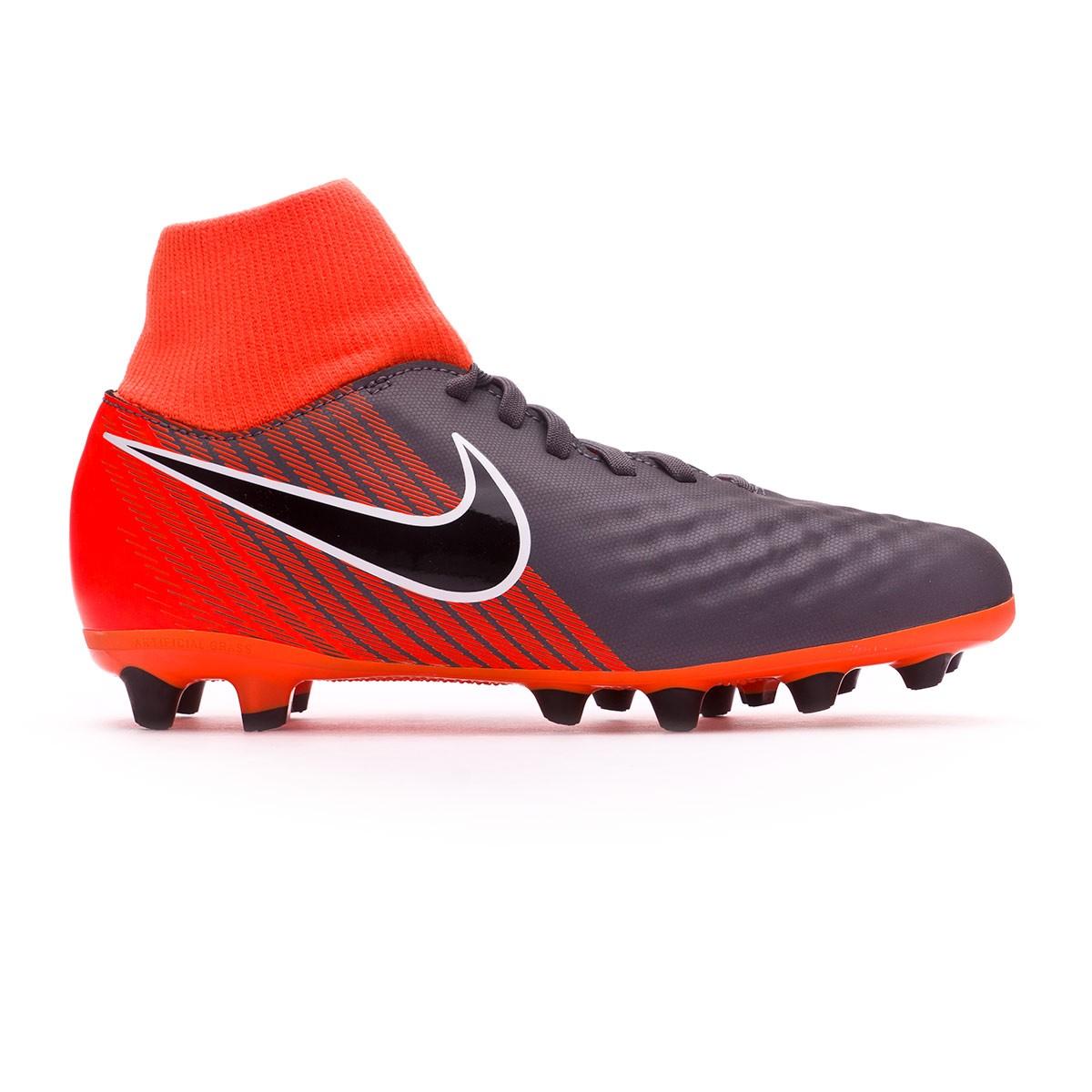 6835ac24aae Football Boots Nike Kids Magista Onda II DF AG-Pro Dark grey-Black-Total  orange-White - Tienda de fútbol Fútbol Emotion