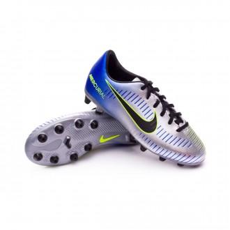 Bota  Nike Mercurial Victory VI AG-Pro Neymar Niño Racer blue-Black-Chrome-Volt