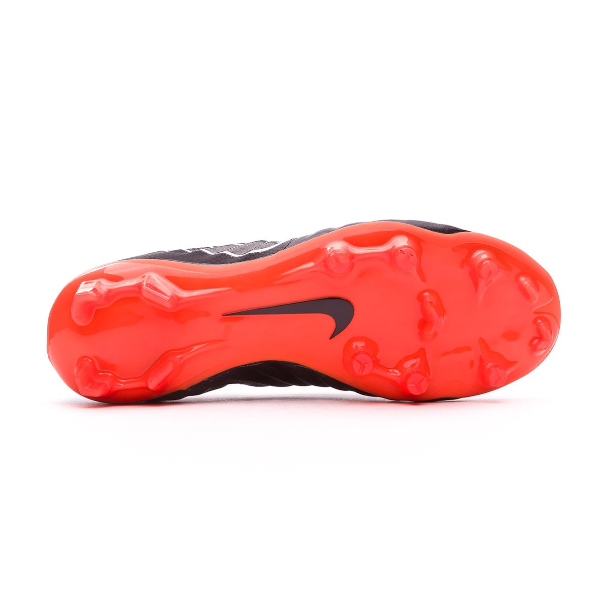 Boot Nike Kids Tiempo Legend VII Elite FG Black-Total orange-Black-White -  Leaked soccer 917934b79a6f