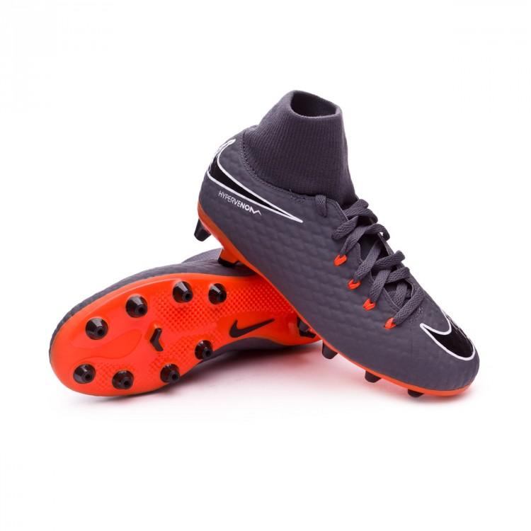 Chaussure de football Nike Phantom Hypervenom Phantom Nike III Academy DF AG Pro 093614