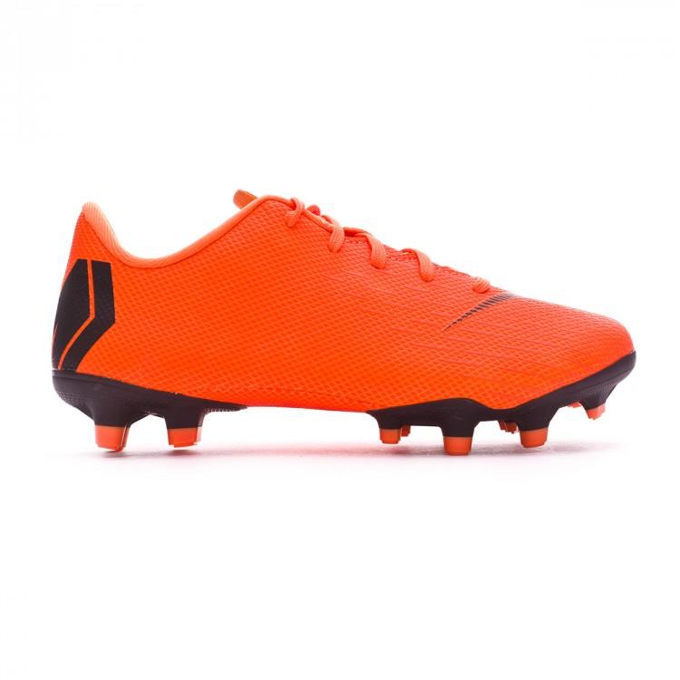 Boot Nike Kids Mercurial Vapor XII Academy PS MG Total orange-Black ... dc247aebfab83