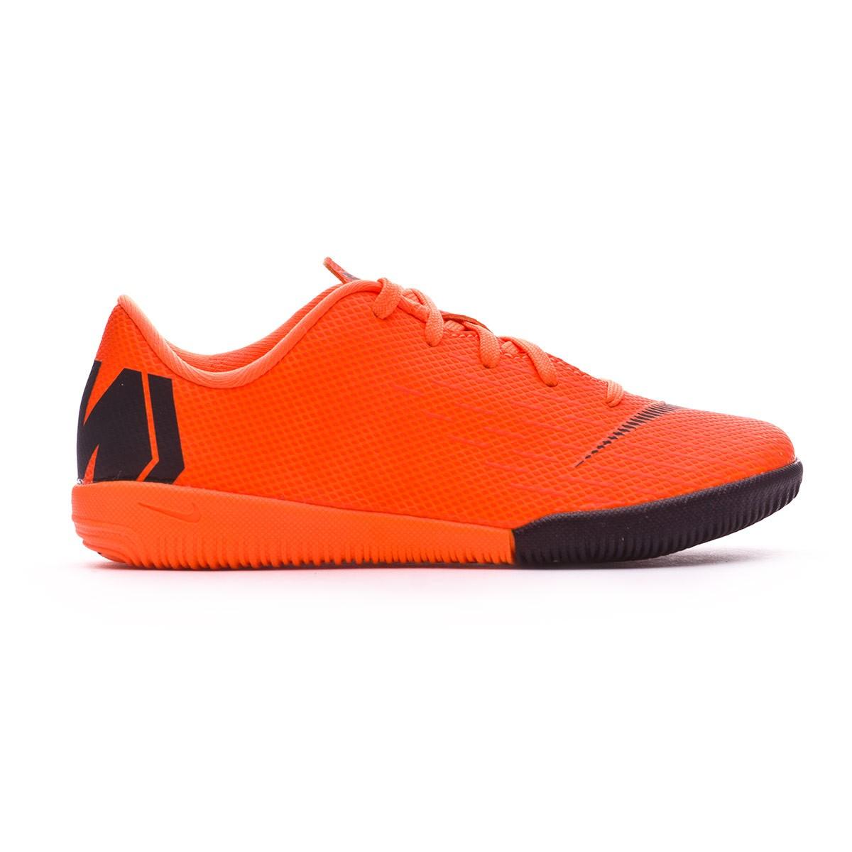 Zapatilla Mercurial VaporX XII Academy PS IC Niño Total orange Black Volt