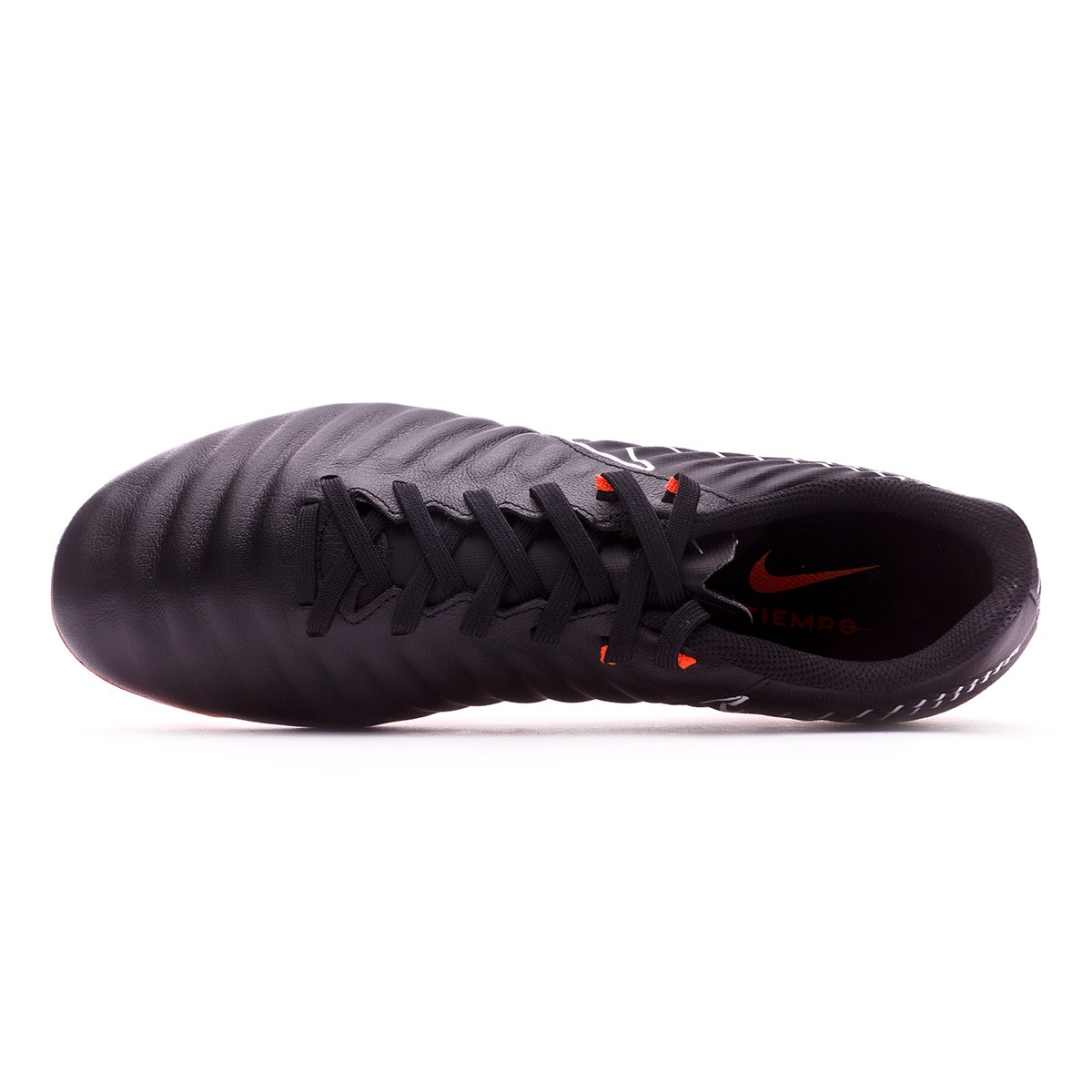 3a9be9c76b41a Bota de fútbol Nike Tiempo Legend VII Academy FG Black-Total orange-White -  Tienda de fútbol Fútbol Emotion