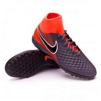 Tenis  Nike Magista ObraX II Academy DF Turf Dark grey-Black-Total orange-White